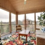 Screened In Porch | Madison WI | Westring Construction, LLC