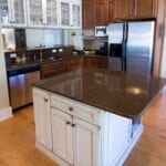 Kitchen Remodel - Kitchen Island - Madison WI - Westring Construction